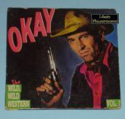 Okay - Wild, Wild Western Vol. I (3 CD Maxi Single) - vg