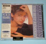 Estefan, Gloria - Best Remixes (Japan CD Album + OBI)