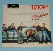 INXS - New Sensation (CD Maxi Single)