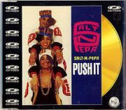 Salt n Pepa - Push It (CD Video Maxi)