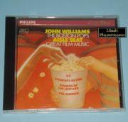 Williams, John & Boston Pops - Great Film Musik (CD Album)
