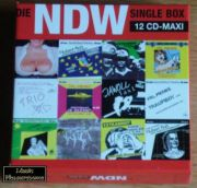 NDW Single Box, Die (12 CD Single Box)