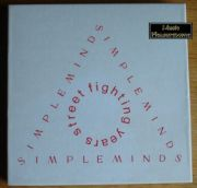 Simple Minds - Street Fighting Years (3 x 7