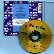 Status Quo - Aint Complaining (CD Video Maxi)