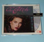 C.C. Catch - Big Time (CD Maxi Single)