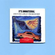 Its Immaterial - Driving Away From Home (3 CD Maxi Single)