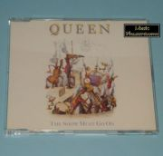 Queen - The Show Must Go On (CD Maxi) - NL