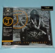 J. - We Are The Majority (Japan CD Album) + OBI