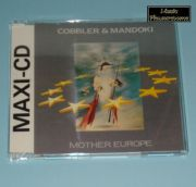 Cobbler & Mandoki - Mother Europe (CD Maxi Single)