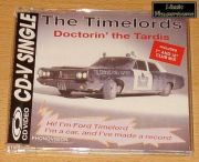 Timelords, The (KLF) - Doctorin The Tardis (CD Video Maxi)