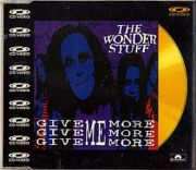 Wonder Stuff, The - Give Me More (CD Video Maxi)