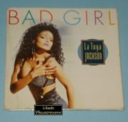 Jackson, La Toya - Bad Girl (3 CD Maxi Single)