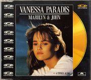 Paradis, Vanessa - Marilyn & John (CD Video Maxi)