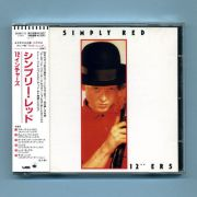 Simply Red - 12ers (Japan CD Album + OBI) - Erstauflage