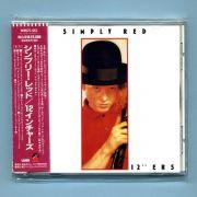 Simply Red - 12ers (Japan CD Album + OBI) - WEA