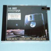 16 Bit (Sixteen Bit) - Inaxycvgtgb (CD Album)