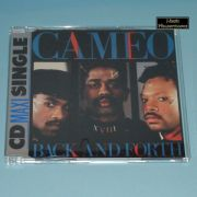 Cameo - Back And Forth (CD Maxi Single)