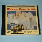 City - Rock aus Deutschland ost Vol. 11 / Die Erfolge (CD Album)