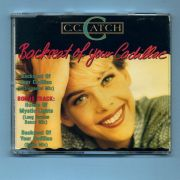 C.C. Catch (Bohlen) - Backseat Of Your... (CD Maxi Single)