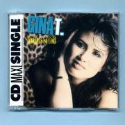 T., Gina - Tonights So Cold (CD Maxi Single)