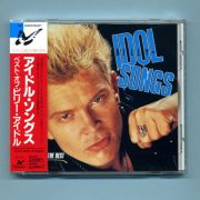 Idol, Billy - Idol Songs/15 Of The Best (Japan CD Album + OBI)