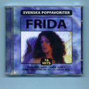 Frida (ABBAs Anni-Frid Lyngstad) - 14 Hits (CD Album)