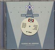 All Night Long - Classic 80s Grooves (Doppel CD Sampler)