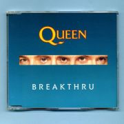 Queen - Breakthru (NL CD Maxi Single)
