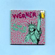 Werner (Technotronic) - Pump ab das Bier (3 inch CD Maxi)