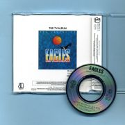 Eagles - Hotel California (3 CD Maxi Single) - ex