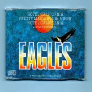 Eagles - Hotel California (3 CD Maxi Single) - vg