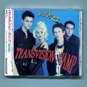 Transvision Vamp - Mixes (Japan CD Album + OBI)