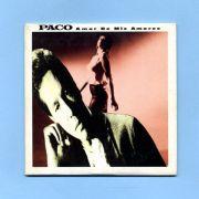 Paco - Amor de mis amores (CD Maxi Single) - Pappcover