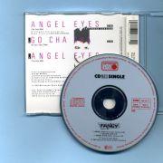 Fancy - Angel Eyes (CD Maxi Single) - ex