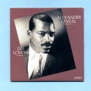 ONeal, Alexander - The Lovers (CD Maxi Single)