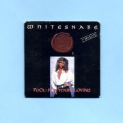 Whitesnake - Fool For Your Loving (3 CD Maxi Single)
