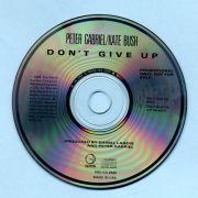 Gabriel, Peter & Kate Bush - Dont Give Up (US CD Maxi)- NEU
