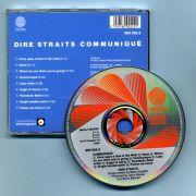 Dire Straits - Communiqué (CD Album)