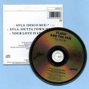 Flash & The Pan - Ayla (UK CD Maxi Single)