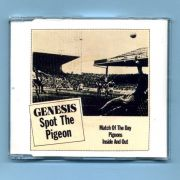 Genesis - Spot The Pigeon (UK CD Maxi Single)
