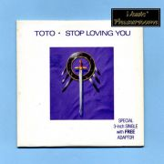 Toto - Stop Loving You (3 CD Maxi Single)