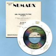 Numarx - Girl You Know Its True (3 CD Maxi Single) - Remix