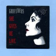 Godfathers - She Gives Me Love (UK CD Maxi Single)