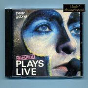 Gabriel, Peter - Plays Live [Highlights] (CD Album)