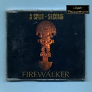 A Split Second - Firewalker (3 CD Maxi Single) - NEU!