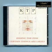 Kissing The Pink (KTP) - Certain Things Are Likely (CD Album)