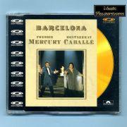 Mercury, Freddie (Queen) - Barcelona (CD Video Maxi)