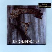 Bon Jovi - Bad Medicine (CD Maxi Single) - UK