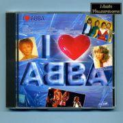 ABBA - I Love ABBA (CD Album) - Original!!!