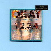 Okay - 1, 2, 3, 4... Une grande affaire (3 CD Maxi Single)